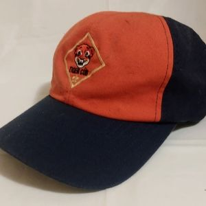 Tiger Cub Scout Youth Uniform Hat